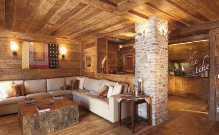 Modern Rustic Homes Design Interior Decoration Home Blog