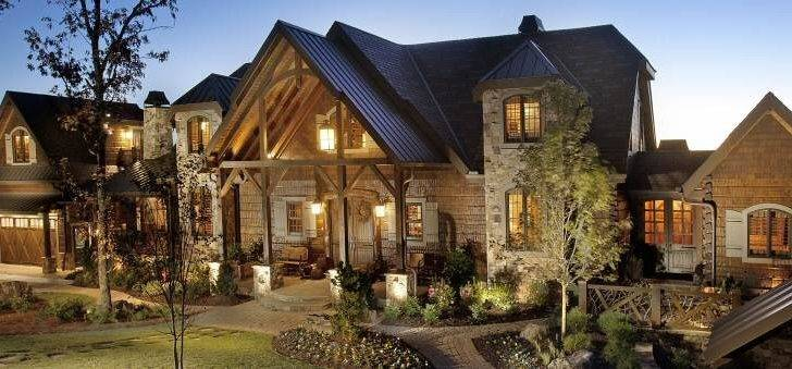 Modern Rustic Homes Wooden House December