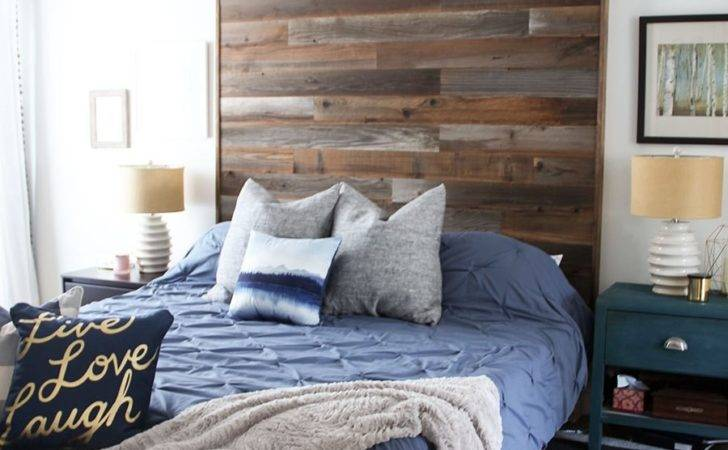 Modern Rustic Master Bedroom Reveal Fresh Crush