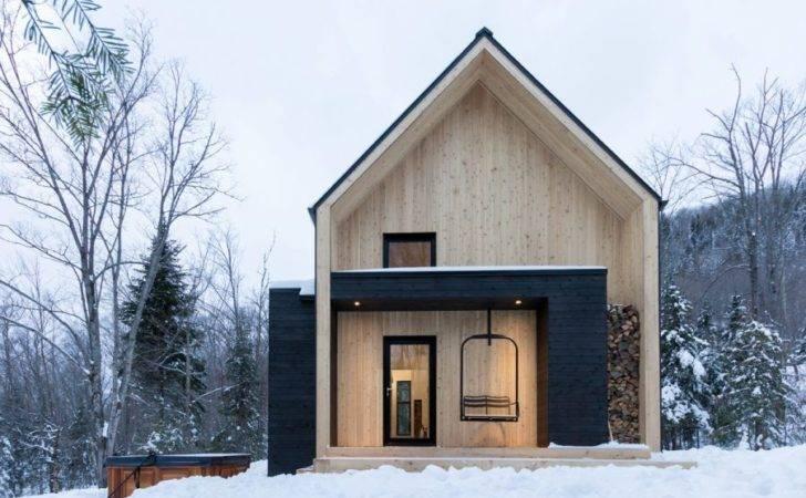 Modern Scandinavian House Canada Residence Design