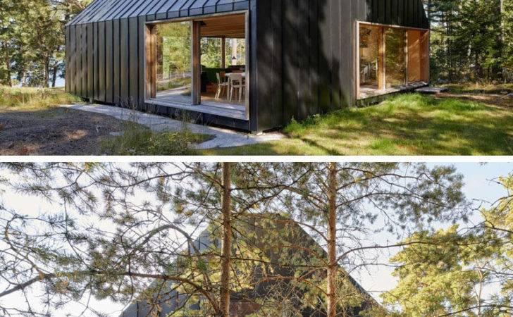 Modern Scandinavian House Plans Home Ideas