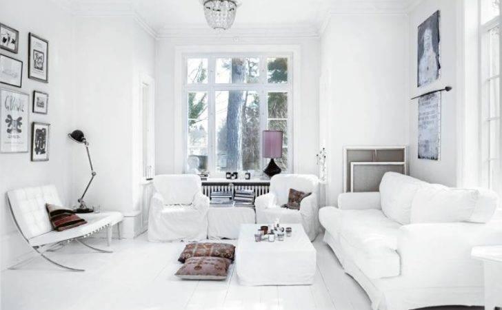 Modern Scandinavian House White Pastel Shades Digsdigs