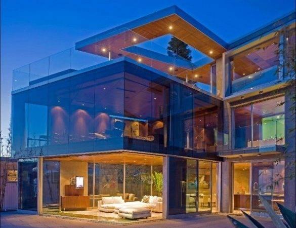 Modern Seattle Dream Home Fancy Deco