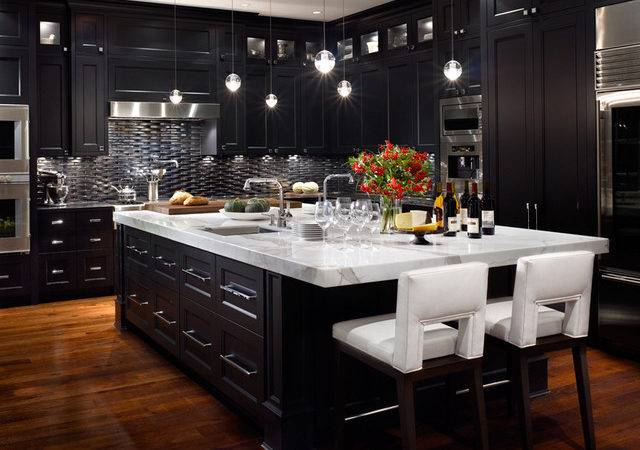 Modern Seems Mean Simple Comes Kitchens Kitchen
