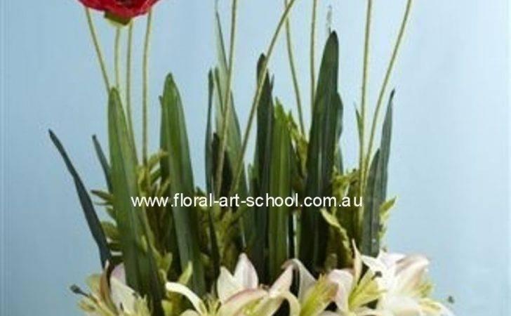Modern Silk Flower Arrangement Floraldesigns Blog