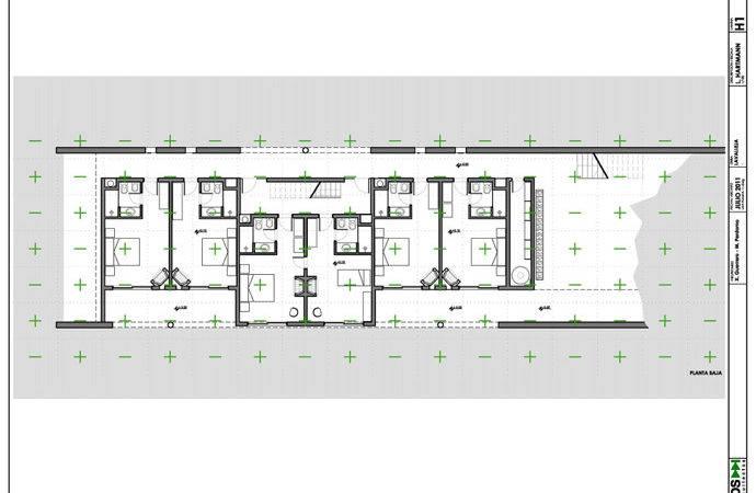 Modern Small Hotel Fds Arquitectos Lavalleja Uruguay Designrulz