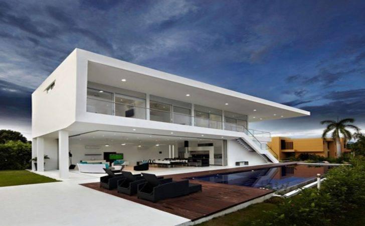 Modern Small House Plans Minimalist Design Best