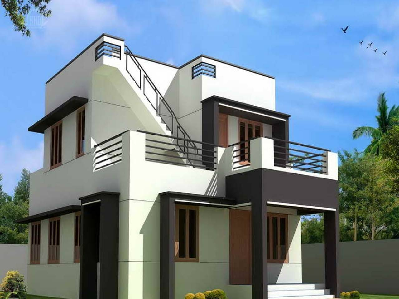 Modern Small House Plans Simple Plan Designs