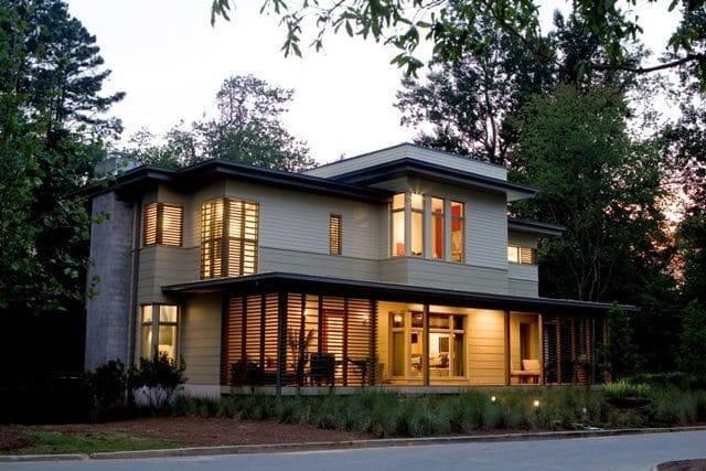 Modern Small Prefab House Home Design Themes