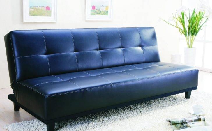 Modern Sofa Bed Leather Interior Furniture