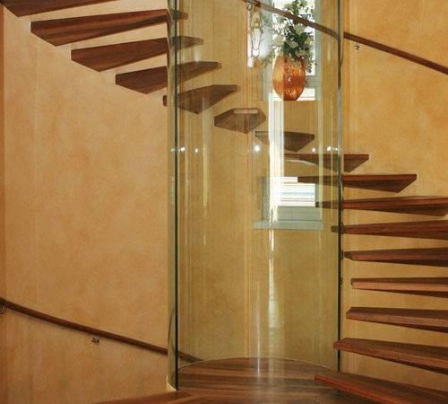 Modern Spiral Staircase Christian Siller
