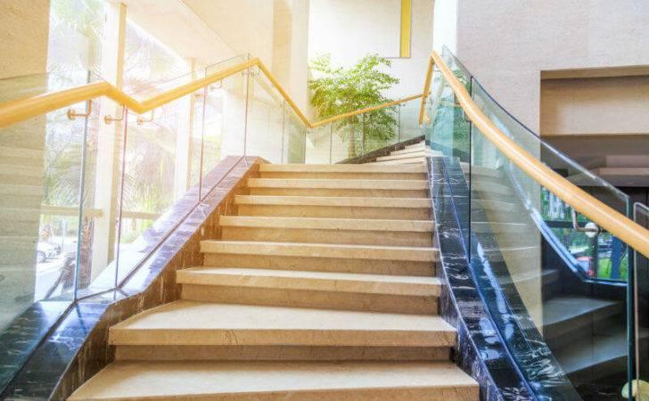 Modern Stair Railing Design Ideas