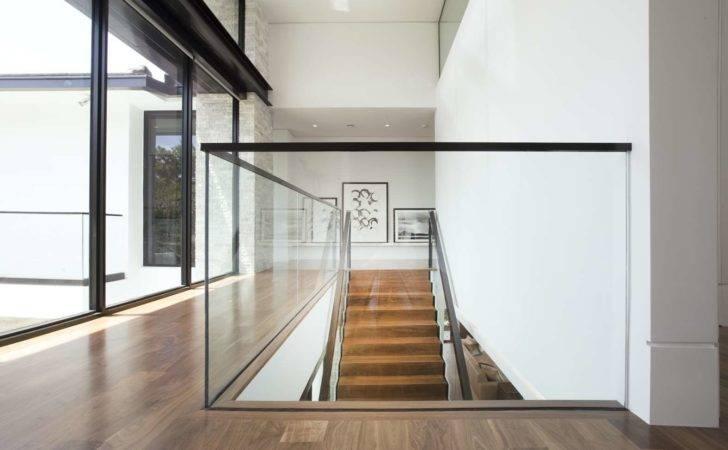 Modern Stair Railing Open Dkor Interiors