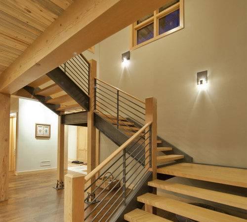 Modern Stair Railings Home Design Ideas Remodel Decor