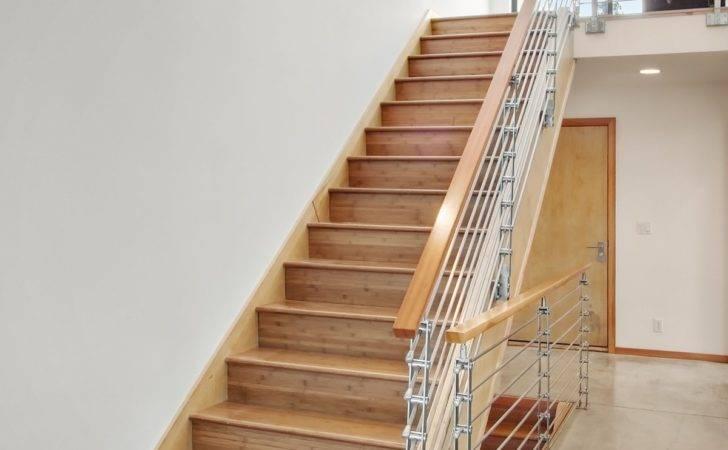 Modern Stair Rails Metal Railings Contemporary Design