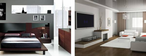 Modern Style Interior Design Creation