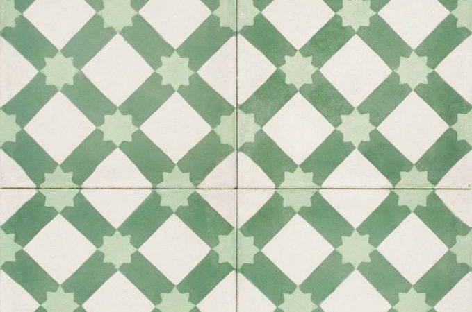 Modern Takes Moroccan Tile Remodelista