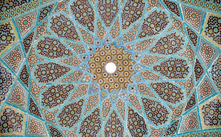 Modern Tile Patchwork Decoration Patterns Morocco