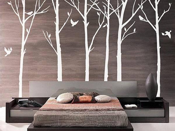 Modern Tree Wall Decals