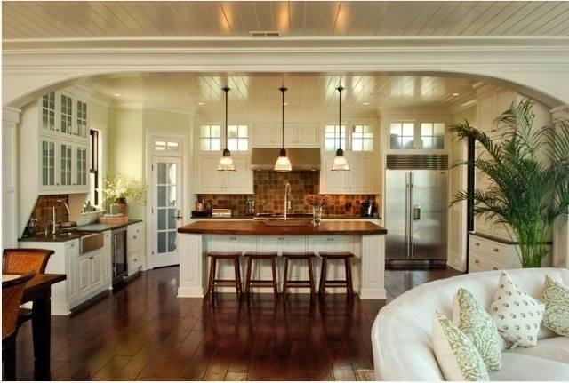 Modern Tropical Kitchen Design Tremendous House