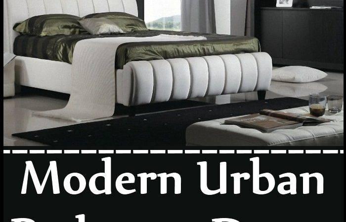 Modern Urban Bedroom Decor Homedecorxp