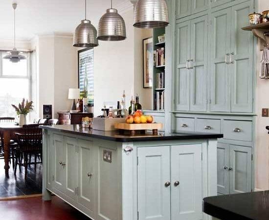 Modern Victorian Kitchen Kitchens Ideas