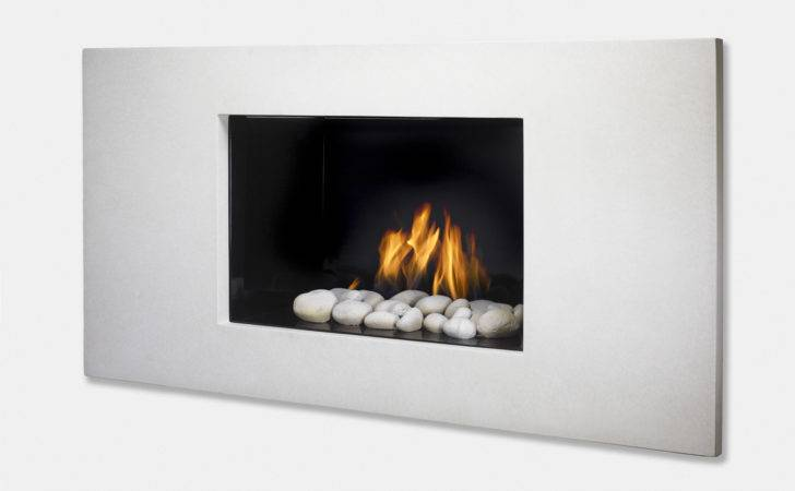 Modern Vision Gas Fireplace Contemporary Fireplaces
