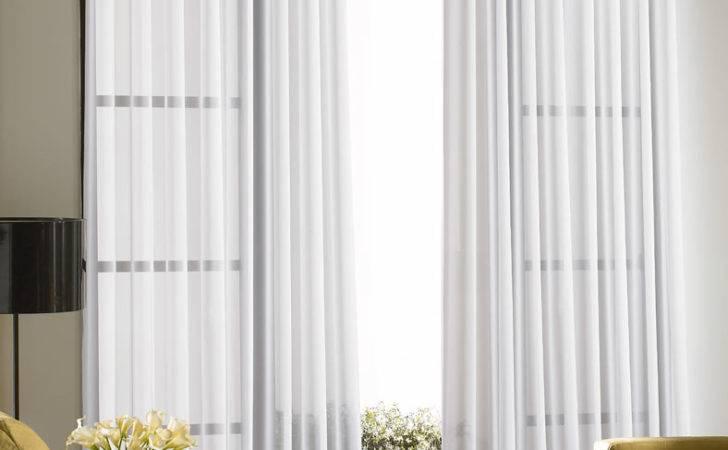 Modern Voile Curtains Design Ideas Home
