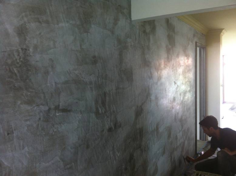 Modern Wall Finishes Home Design