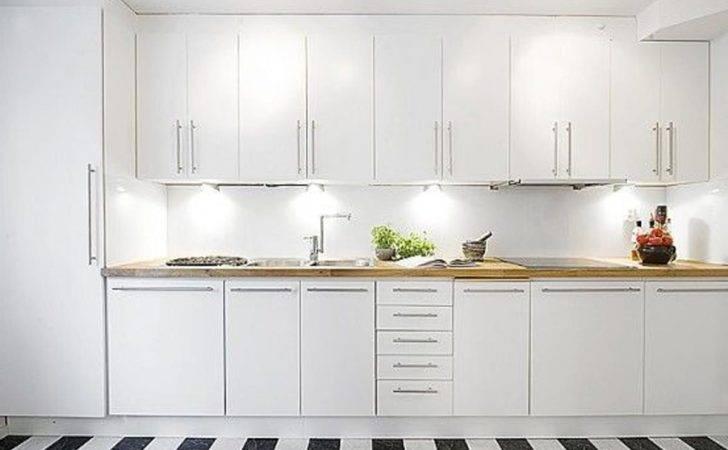 Modern White Kitchen Cabi Doors Light Wood Bedroom Furniture
