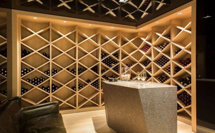 Modern Wine Cellar Design Ideas Impress Your Guests