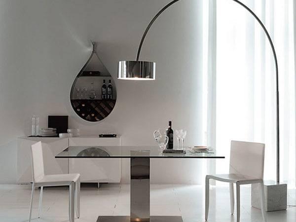 Modern Wine Rack Water Drop Design Freshome