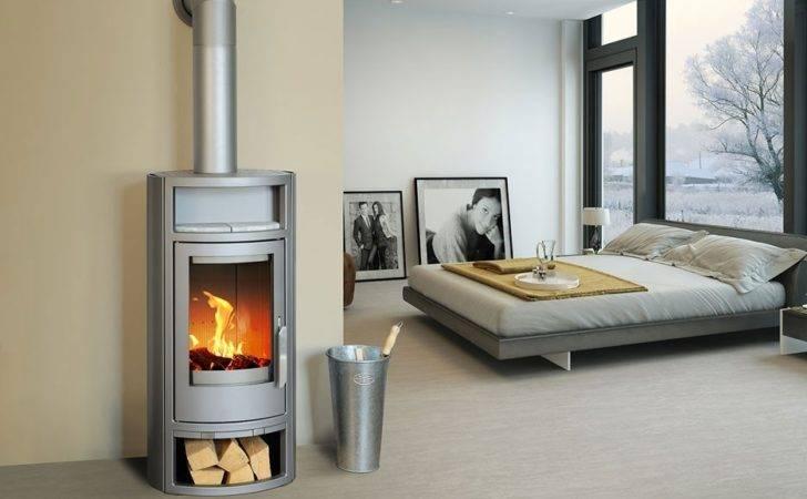 Modern Wood Burning Stoves Polar Contemporary Stove