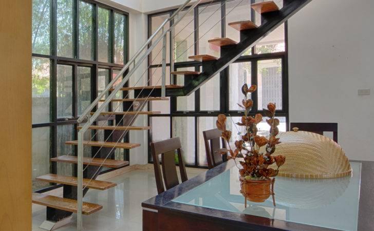 Modern Wood Stair Balusters