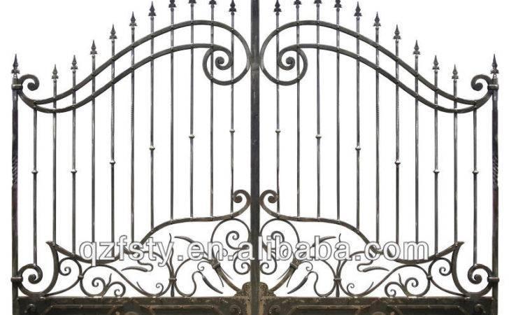 Modern Wrought Iron Main Gates Designs Models Buy