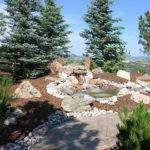 Modern Xeriscape Design Colorado