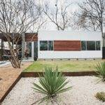 Modern Xeriscape Landscaping Ideas Pathway