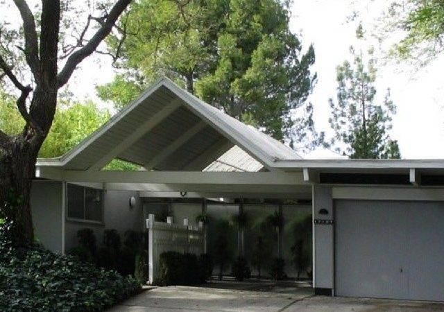 Modernist Architect Mcm Jones Eichler Architecture