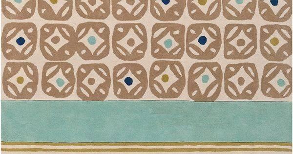 Modernrugs Modern Moroccan Tile Multi Color Bohemian Rug Boheme