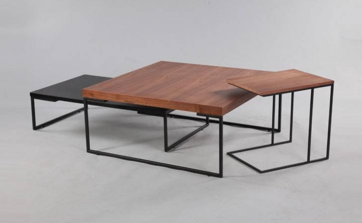 Modular Coffee Table Design Interior Exterior