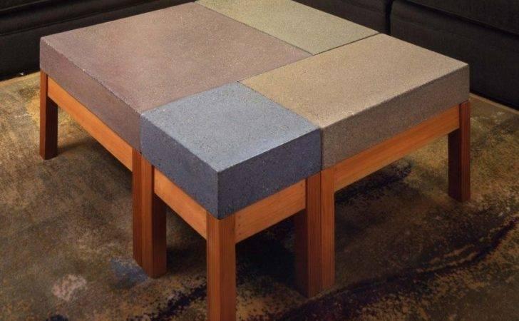 Modular Coffee Table Ideas