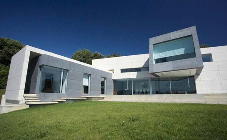 Modular Concrete Homes Modern
