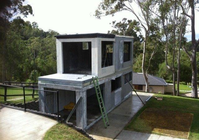 Modular Home Concrete Homes Australia