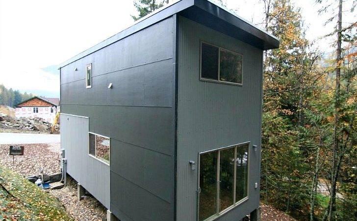 Modular Home Homes Concrete Foundation
