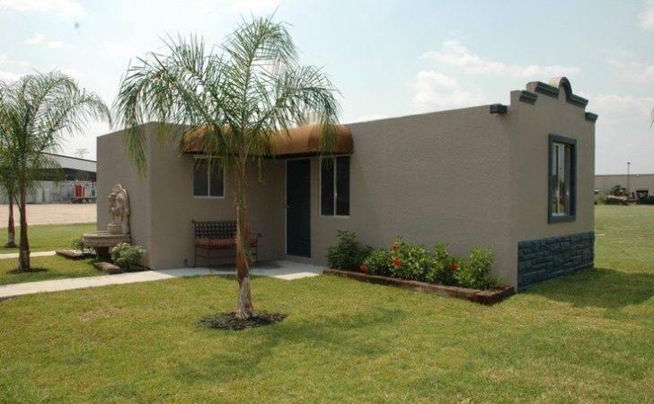 Modular Home Small Concrete Homes