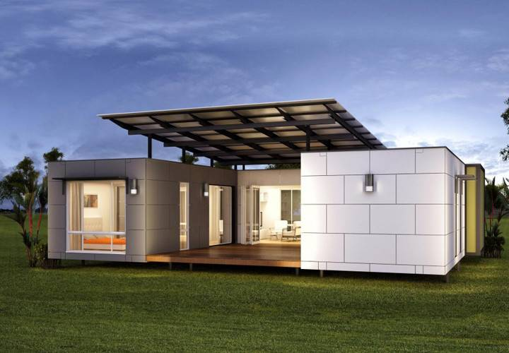 Modular Homes Grand Designs Modern Home