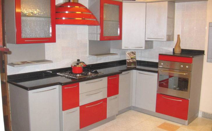 Modular Kitchen Cabinet Modern Look