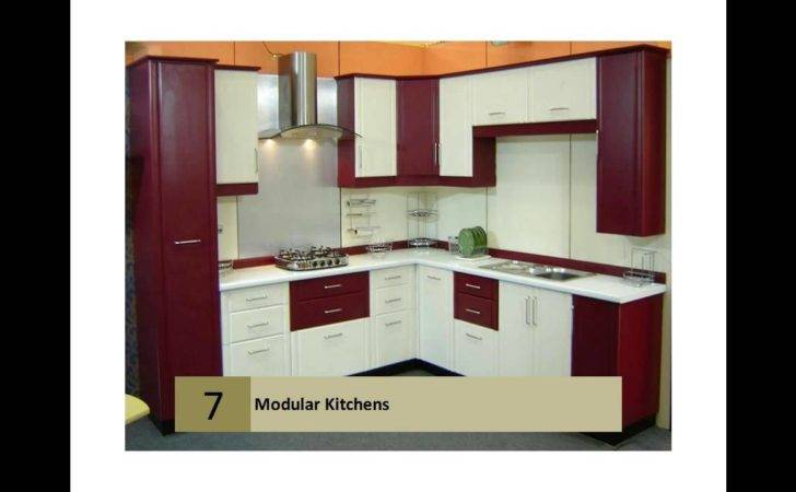 Modular Kitchen Cabinets Designs Youtube