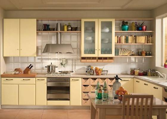 Modular Kitchen Cabinets Kitchenidease