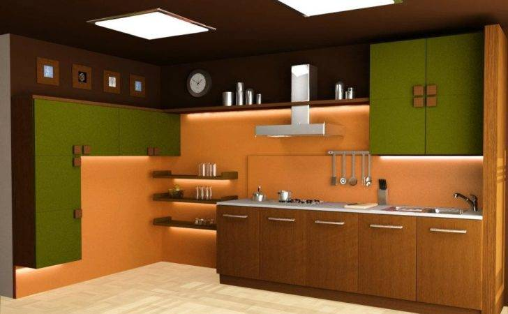 Modular Kitchen Designs Design Shape India Small Space
